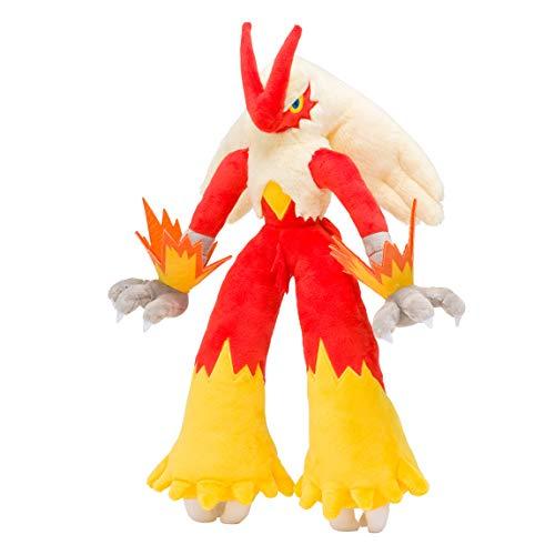 Pokemon Center Original Plush Doll Blaziken
