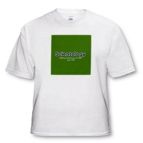Scientology, Making Eccentrics Pay - Toddler T-Shirt (4T)