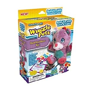 Wuggle Pet As Seen on Tv Bashful Bear Kit