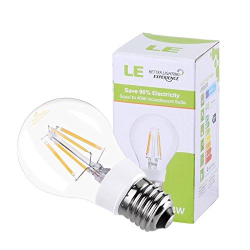 Lighting ever 4 watt lampada led omnidirezionale for Lampadine led 100 watt