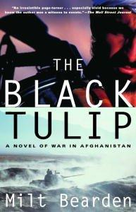 The Black Tulip: A Novel of War in Afghanistan