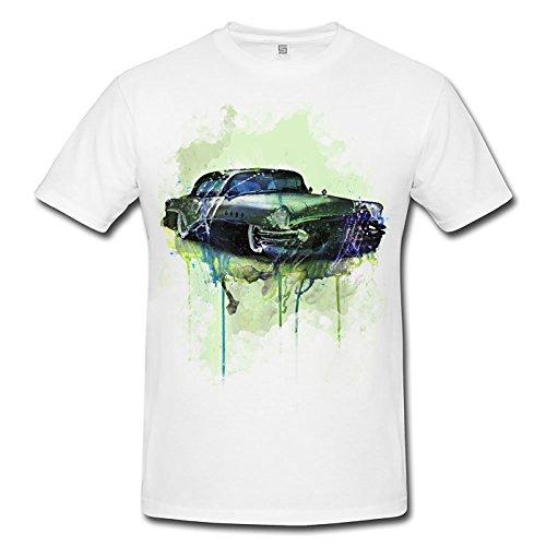 buick-oldtime-premium-herren-t-shirt-motiv-aus-paul-sinus-aquarell