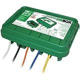 DRiBOX FL-1859-285G IP55 Medium Weatherproof Box - Green