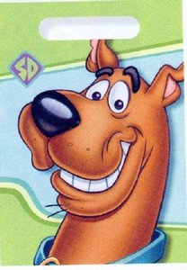 Scooby Doo Close-up Party Treat Bags - 1