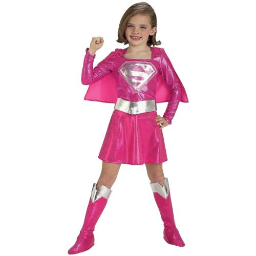 Supergirl Costume Girl's Costumes