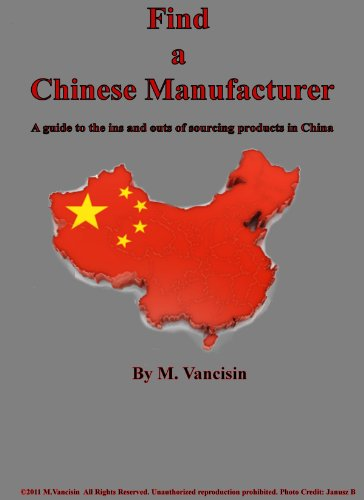 Find a Chinese Manufacturer