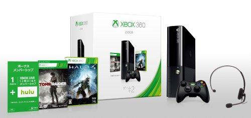 Xbox 360 250GB バリューパック (N2V-00019)【CEROレーティング「Z」】