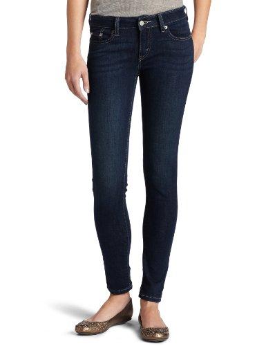 Levi's Juniors 535 Legging Jean, Indigo Sky, 26/3 Short