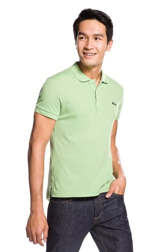 Short Sleeve Retro Fit Pique Polo