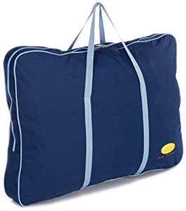 Camp 4 ulf 919294 camping table bag blue for Table camping valise
