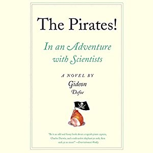 The Pirates! In an Adventure with Scientists Audiobook