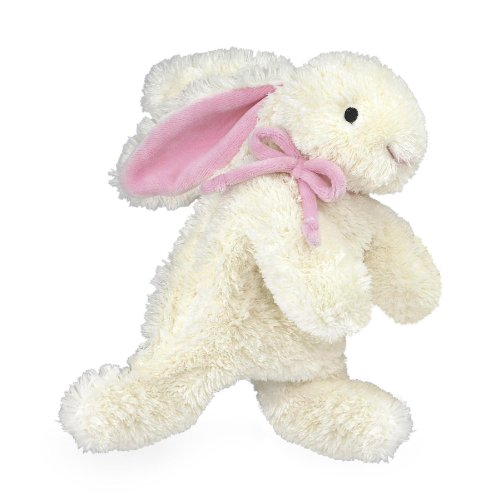North American Bear Loppy Bunny Plush Toy, Pink, 10""