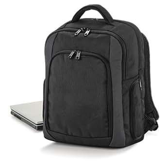 Quadra Tungsten Laptop Backpack Colour=Black/Dark Graphite Size=O/S