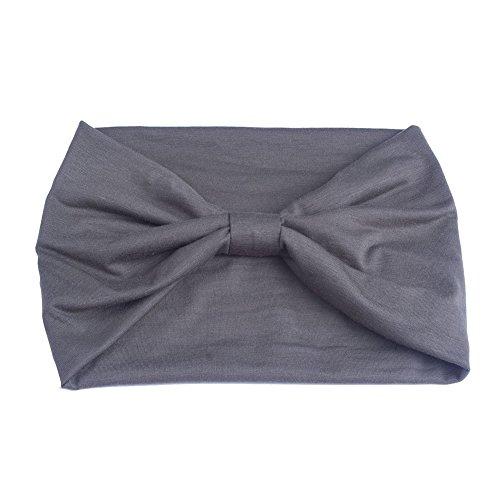 sport Senston New Multi-stile fascia, braccialetti, larga fascia per capelli cotone, Headwrap, tuta/yoga/idoneità di corsa