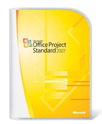 Microsoft Project Standard 2007 deutsch, PC