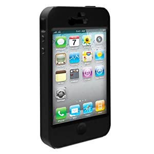 OtterBox Impact Case for iPhone 4  (Black)