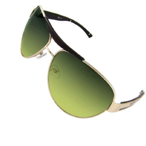 Como Men Full-rim Dark Lens Fishing Sports Sunglasses