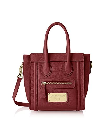 Valentino Bags by Mario Valentino Women's Leidy Cross-Body Bag, Raspberry