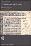 img - for Osservazioni su Diofanto book / textbook / text book