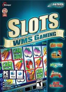 Slots Feauturing Wms Gaming - Mac