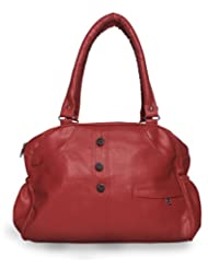 Arc HnH Women Elegant Hand Bag-Red