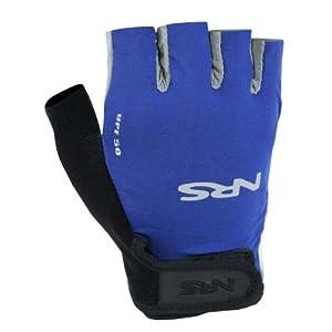 NRS Boaters Paddling Glove - Blue/ Black L