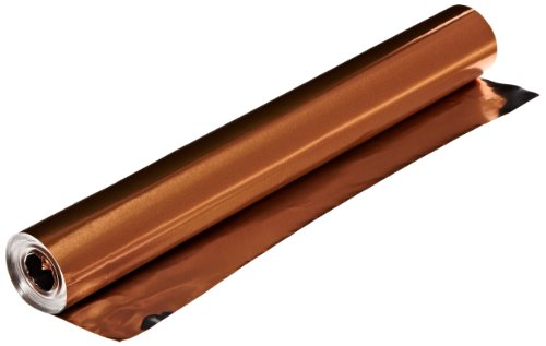 st-louis-crafts-38-gauge-aluminum-foil-12-inches-x-25-feet-copper-roll-only