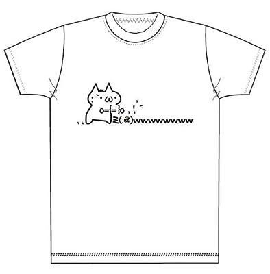 www Tシャツ (L, 白)