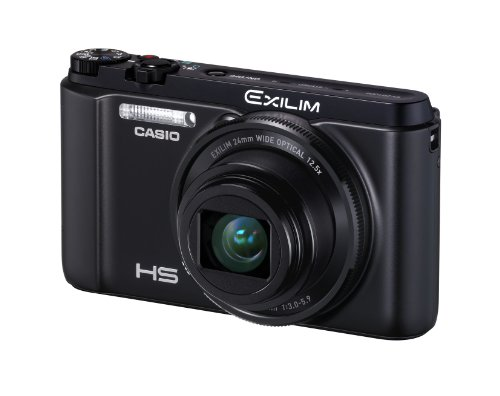 For Sale Casio High Speed Exilim Ex-zr1000 Digital Camera Black Ex-zr1000bk