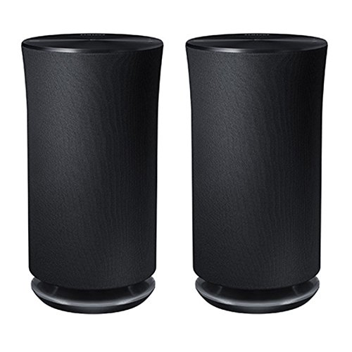 Samsung 2-Pack Radiant 360 R3 Wi-Fi Bluetooth Wireless Multi-Room 2-Way Streaming Speakers