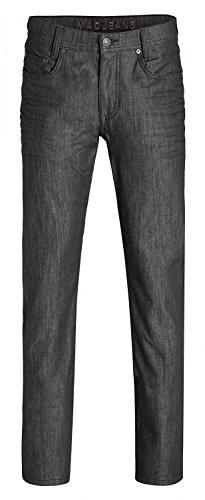 MAC Herren Jeans Hose Arne 0970L050100 , Color MAC Herren:H801 rinsed black;Herren-Größe-Hosen-neu:W31/L34