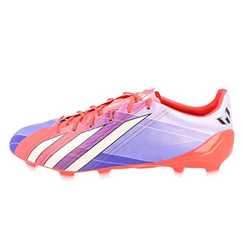 adidas F50 adizero TRX FG Messi G96449 (42, rot/lila/weiß)
