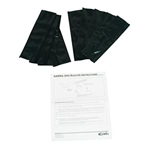 Buy Gamma 1 8 Full Size Sleeves (10pk) by Gamma
