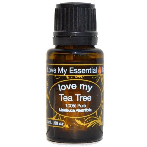 Tea Tree (Melaleuca) 100% Pure Essential Oil