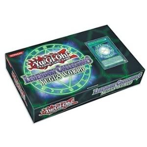 Toy / Game Rare Yugioh Legendary Collection 3 Yugi's World Box W/ The Seal Of Orichalcos (For Ages 6 Years) (Seal Of Orichalcos Deck compare prices)