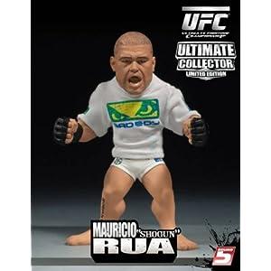 ★ 限定 2,000体 シリアルナンバー入り 未開封品 ★ フィギュア UFC Round 5 シリーズ-4 限定版 Mauricio