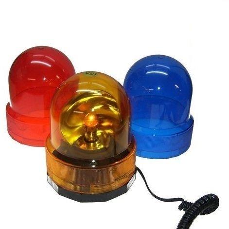 DKB magnetfuss gyrophare magnétique avec voyant rouge, orange et bleu