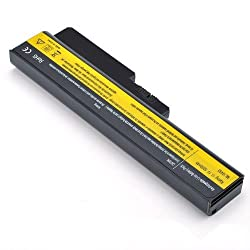 ATC Replacement Laptop Battery for Lenovo G Series G430 G450 G530 G550 G550-2958LEU G550-2958LFU [6 Cell 11.10V 5200mAh Li-ion]