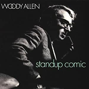 Woody Allen:Stand Up Comic:1964-1968