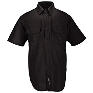 Cotton Tactical Short Sleeve Shirt by 5.11