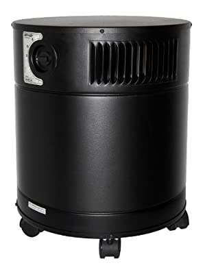 AllerAir Air Purifier 5000 Exec UV 10W Black