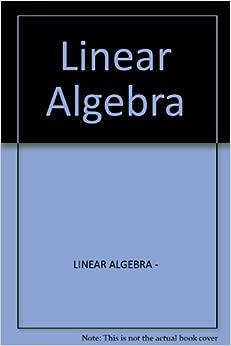 Linear Algebra Done Wrong. - Brown University