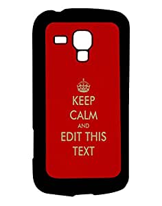 Pickpattern Back cover for Samsung Galaxy S Duos S7582