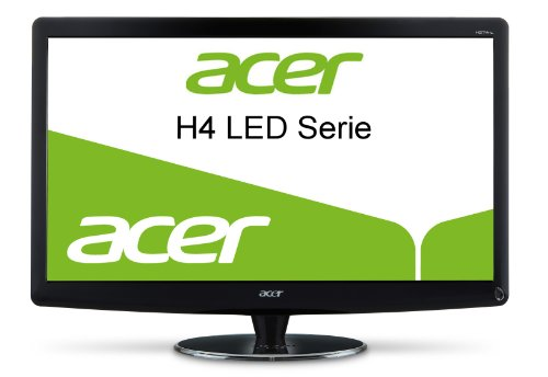 Acer H274HLbmid 27 inch Full HD LED Monitor - Black (VGA, DVI, HDMI, 1920 x 1080, 100000000:1, 5ms, 300cd/m2)