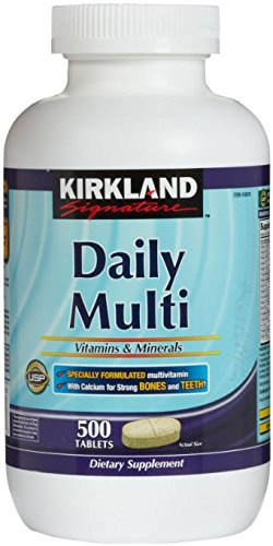 Kirkland Signature 416076 Supplement