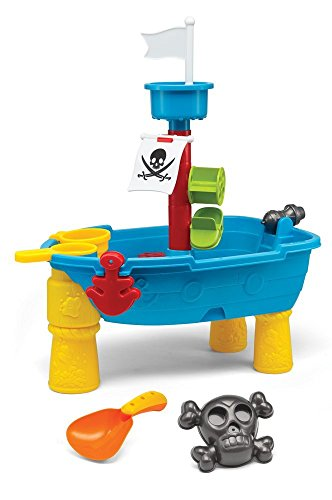 Kidoozie Pirate Ship Sand and Water Table Toy (Outdoor Water Table For Toddlers compare prices)