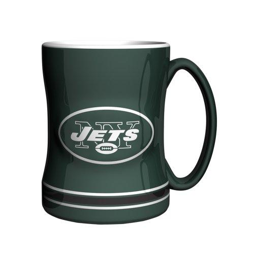 New York Jets 32oz Ceramic Mug