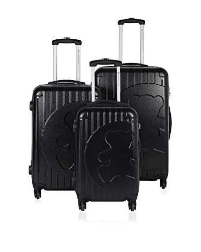 LULU CASTAGNETTE Set de 3 trolleys rígidos