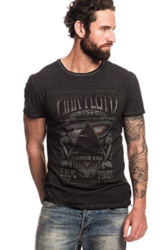 SOUND ARRAY -  T-shirt - Uomo nero X-Large