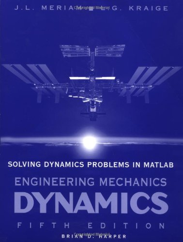 Solving Dynamics Problems with Matlab